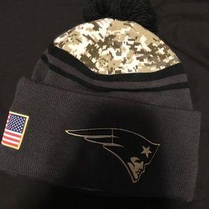 New England Patriots New Era Beanie